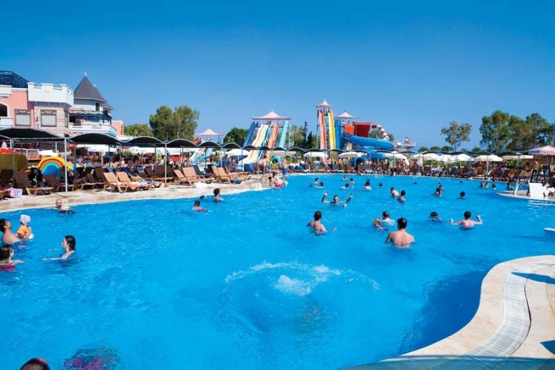 Gümüldür Yalı Castle Aquapark 0232 388 30 33 Hergün Servis ...